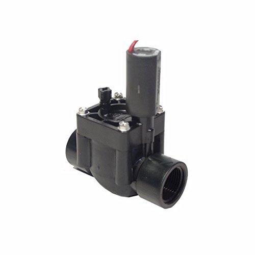 Electroválvula Hunter PGV100. Electroválvula a pilas 9V que funciona con programadores de riego a bateria / Medida 1 hembra