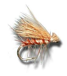 Elk hair caddis fly for Amazon fly fishing