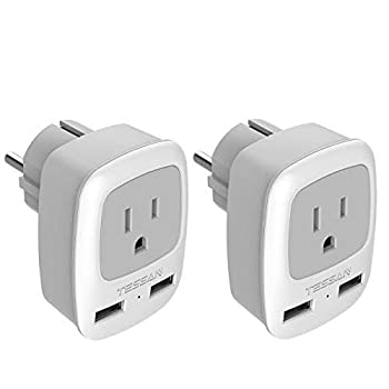 Best type f travel adapter Reviews