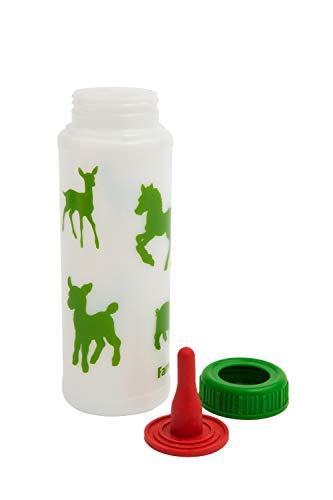 Lixit Animal Care Farm Baby Bottle, 1 Quart