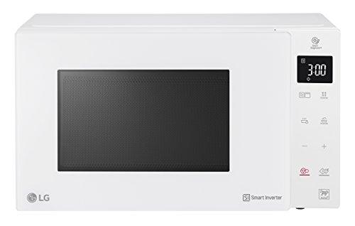 LG MH6535GIH Fuori range Microonde combinato 25L 1000W Bianco forno a microonde