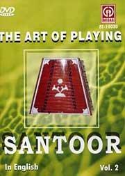 THE ART OF PLAYING SANTUR VOL. 2