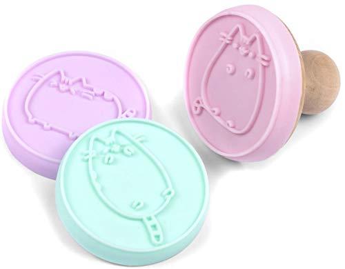 Pusheen Stempel-Set (3 x Cookie Stempel)