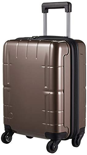 [プロテカ] スーツケース 日本製 スタリア Vs (STARIA Vs) TSA認可ロック 22L 40 cm 2.4kg ショコラブラウン