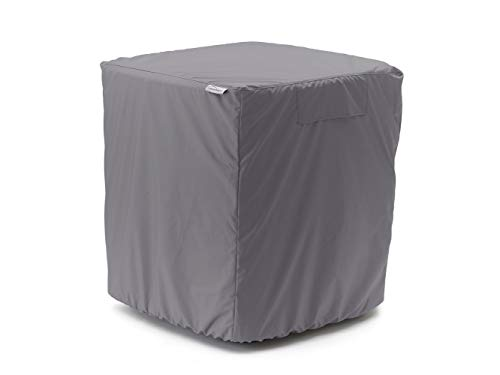 Covermates - Air Conditioner Cover – AC Cover for Outdoor Protection - Water Resistant and Weatherproof - Charcoal