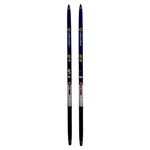 fischer LS Crown Junior esquí de Fondo + Perfil de encuadernación estándar SNS