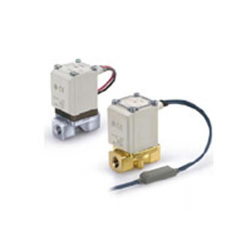 SMC VX212EZ3EA diretto a 2porte elettrovalvola per mezzo vuoto/Water/oil/vapore