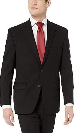 Chaps Men's All American Classic Fit Suit Separate Blazer , Black, 52 Regular