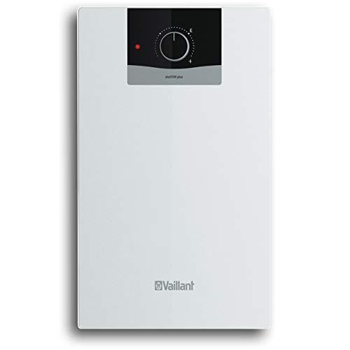 Vaillant Warmwasserspeicher, Untertischgerät eloSTOR VEH 10/7-5 U plus, 230 V, Kapazität: 10 Liter, druckfester Elektro-Kleinspeicher, Untertisch, 0010021147