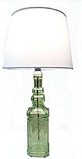 Lampada da tavolo in vetro...Green Bottle...Novità!