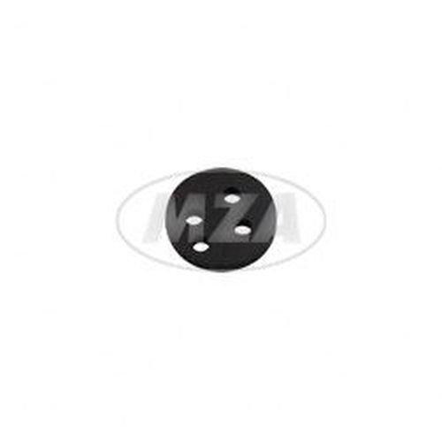 Dichtscheibe - Viton f. Benzinhahn MZA 76699 - 4 Loch 24 x 3 mm