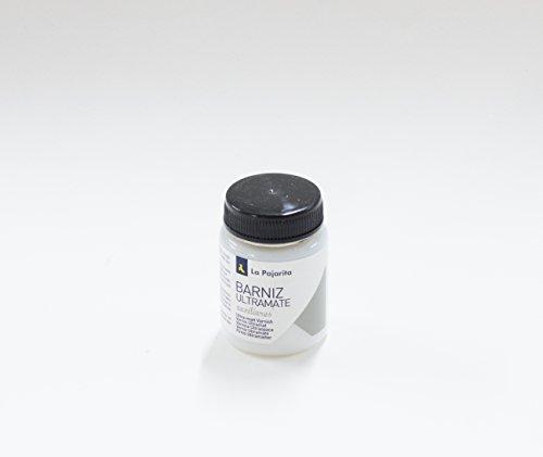 Bote de Barniz 75 ml la Pajarita Efecto Ultramate, Multicolo