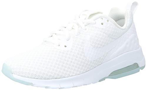 Nike Damen Air Max Motion Lw Laufschuhe, Weiß (Pure Platinum/White), 38 EU