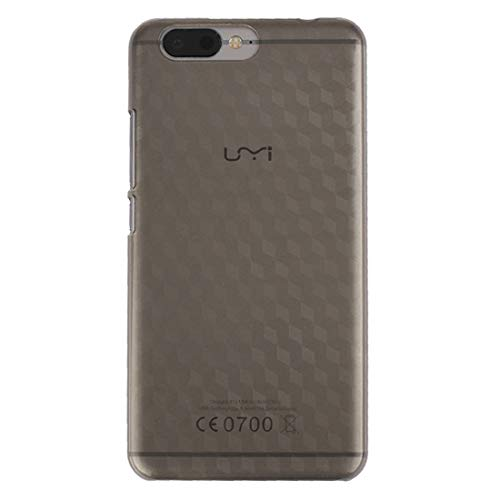 Cases for Phone for UMI Z PC Protective Case Back Cover Shell (Grey) (Color : Grey)