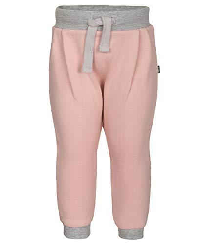 GULLIVER Baby Hose Mädchen Sweatshosen Rosa Pink Weich Elastisch für Kinder 9 24 Monate 74 80 cm 86 92 cm
