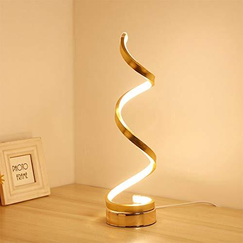 LED Nachttischlampe Schreibtischlampe Dimmbar Tischleuchte mit Fernbedienung Energieeffizient Augenschutz Leselampe für 3 Helligkeitsstufe