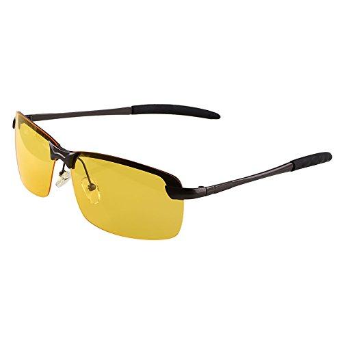 Sedeta Vision nocturne Lunettes vision nocturne lunettes anti-éblouissement pour conduire