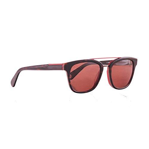 Carolina Herrera SHE68507NJ Gafas de sol, Marrón, 52 para Hombre