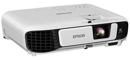 Epson EB-W42 Video - Proyector (3600 lúmenes ANSI, 3LCD, WXGA (1280x800), 15000:1, 16:10, 838,2 - 8128 mm (33 - 320