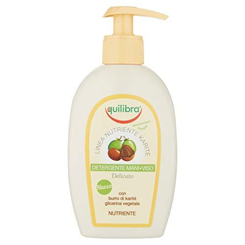 Equilibra Karité Detergente Mani, 300 ml