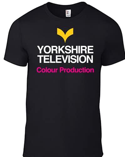 Yorkshire Television Logo T-shirt