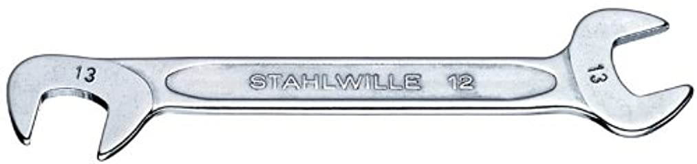 Stahlwille 12a Small double open ended Spanner Electric, 1/4
