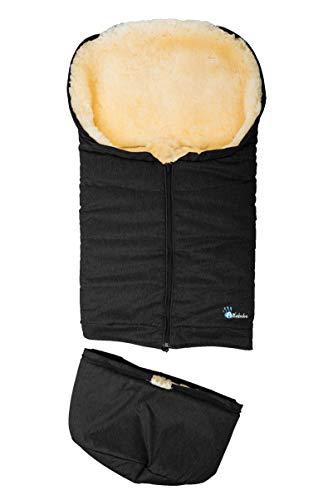Altabebe MT2211LP-65 - Saco de abrigo de piel de cordero 2 en...