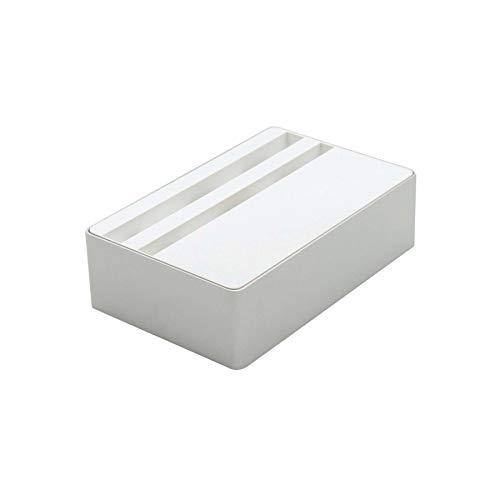 Dittrich Design Alldock HybridX Compact Ladestation 22 x 14,2 cm, h 6,1 cm - weiß/weiß