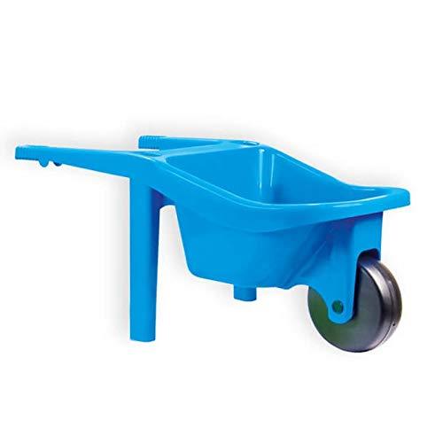 Mochtoys Kinderschubkarre 10278 für drinnen und draußen, Maße 68 x 32 x 29