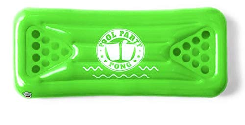 Sun Squad Inflatable Beer Pong Table Pool Party