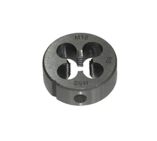 HSS Schneideisen DIN 223 (EN22568) M6 / Steigung = 1.0 / Ø 25 mm