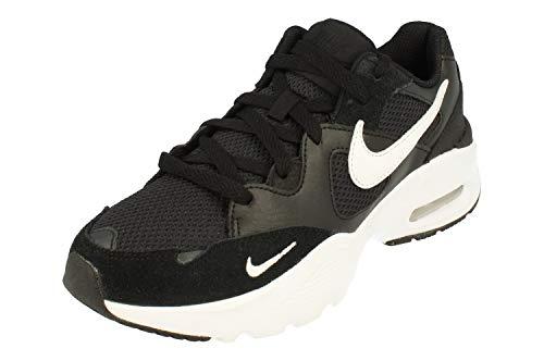 Nike Air Max Fusion - Tenis de correr para hombre, 20 UK, color Negro, talla 45.5 EU