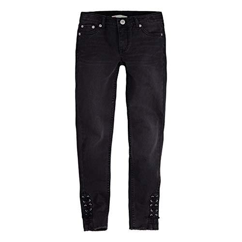 Levi's Girls' Big 710 Super Skinny Fit Jeans, Skyler, 10