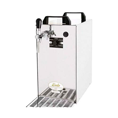Zapfanlage K 40 Bierzapfanlage 1-leitig Bier Durchlaufkühler, Trockenkühler, 50 Liter/h, Green Line