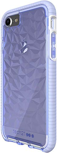 Tech21 Evo Gem Phone Case for Apple iPhone 7/8 - Lilac