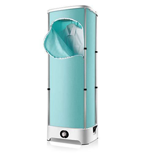 Vented Dryers Mxx Asciugatrice Portatile ad Aria Calda da 900 Watt stendibiancheria Portatile Elettrico 15 kg di capacità stendibiancheria Pieghevole ad Asciugatura Rapida