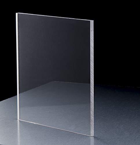 PC Polycarbonat Platte farblos klar durchsichtig 1000 x 600 x 5 mm bruchfest