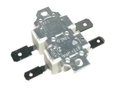 Polti - Termostato doble Nc 200°/298° para piezas de aspirador limpiador, pequeño electrodoméstico: Amazon.es: Grandes electrodomésticos