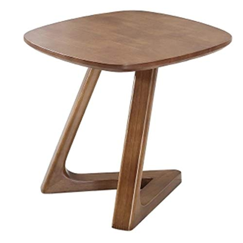 YCDJCS Coffee Tables Side Table Small Coffee Table Bedroom Bedside Table Living Room Sofa End Table Lightweight Wood Small Square Table Best Gift Ideas (Color : A, Size : 505048cm)