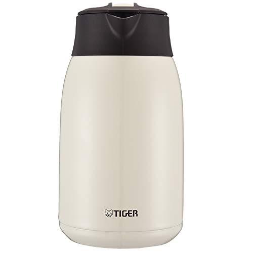 タイガー ステンレスポット 1.6L 卓上 まほうびん 保温 保冷 アイボリー PWM-B160CA
