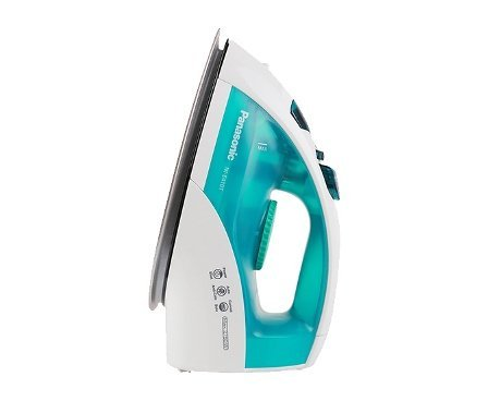 Panasonic NI-E410TMSM 2150-Watt Steam Iron (Aquamarine)