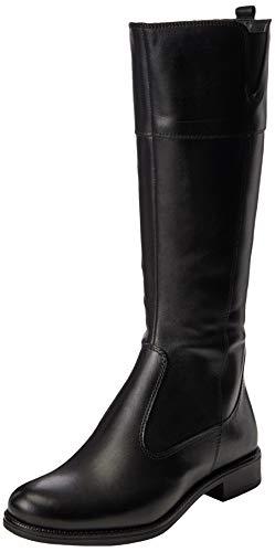 Tamaris Damen 1-1-25562-25 Kniehohe Stiefel, schwarz, 41 EU
