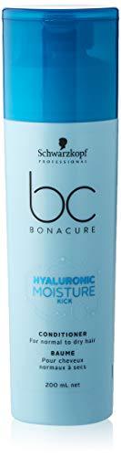 Schwarzkopf Professional BONACURE Hyaluronic Moisture Kick Conditioner, 200 ml