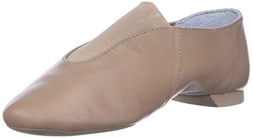 Capezio Women's CP05 Dance Shoe, Caramel, 7 M US