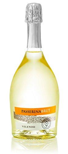 Velenosi Vino Passerina Charmat - 3 Bottiglia da 750 Ml