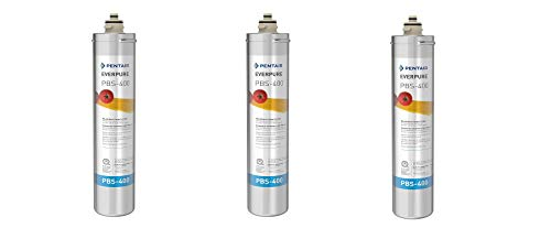 Everpure PBS-400 Water Filter Replacement Cartridge (EV9270-86) (Pack of 3)
