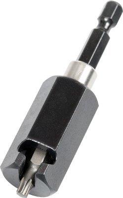 Multipick Juego universal de soportes de broca para tornillos con Torx 20, diseñado para atornillar tornillos de tracción, cerrajero de puerta, herramienta para abrir puertas