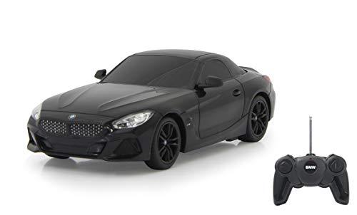 Jamara 405188 BMW Z4 Roadster 1:24 27 MHz-licenza ufficiale, 1 ora di guida a circa 9 km/h, dettagli perfetti e lavorazione di alta qualità, nero