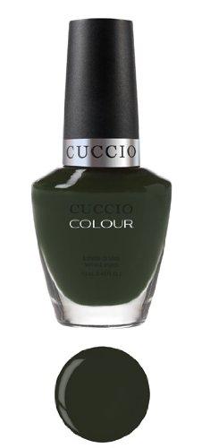 Cuccio Couleur Glasgow Deep Evergreen Vernis Vernis à ongles professionnel 13 ml