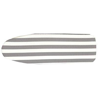 BIERTA ビエルタ Ironing Board アイロン台専用 替えカバー ハイタイプ ストライプグレー